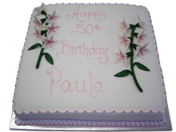 Birthday Cakes Staines