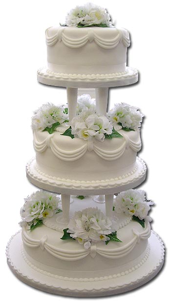 Jolly Baker Wedding Cakes